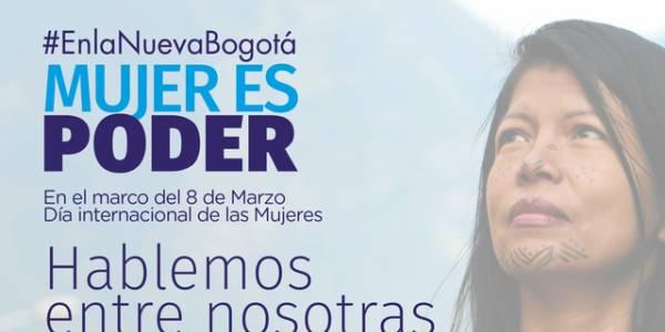 """""""Hablemos entre Nosotras: Libertad, Autonomía de Nuestros Cuerpos y Sexualidad"""" - Foto: Alcaldía Local de Usaquén"""