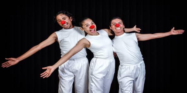 Taller clown - Foto: Grupo Cultura Urbana