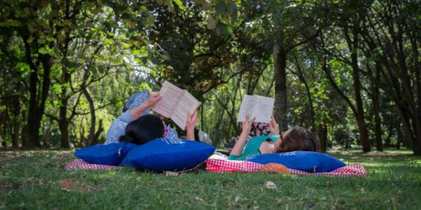 'Libro al Viento' llega al Parque de los Novios