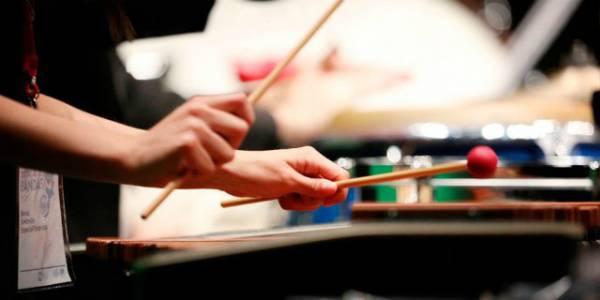 La percusión se toma a la Filarmónica el 10 y 11 de noviembre