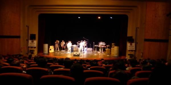Auditorio FUGA - Foto: Fundación Gilberto Alzate Avendaño (FUGA)