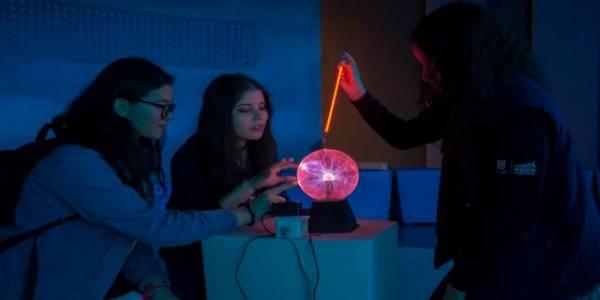 Planetario Nocturno - Foto: Instituto Distrital de las Artes (IDARTES)