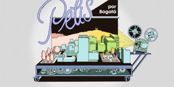 Pelis por Bogotá