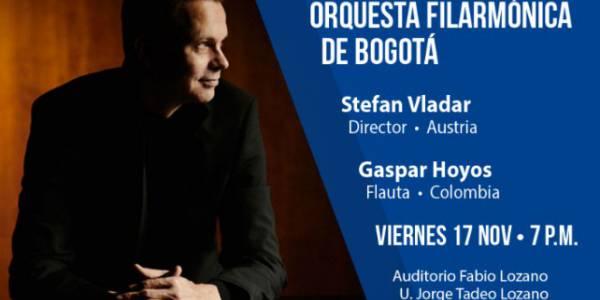 Este fin de semana la OFB presenta dos solistas: piano y flauta