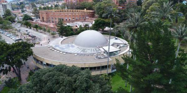 """La """"Música del Cosmo"""" vuelve al Planetario de Bogotá"""