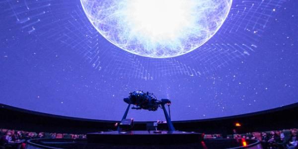 Proyecciones en el Planetario de Bogotá - Foto: Instituto Distrital de las Artes (IDARTES)