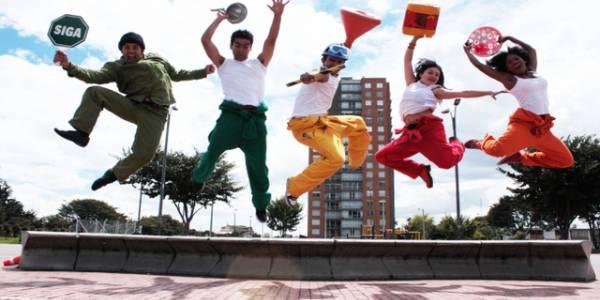 Krash, una sinfonía urbana - Foto: Instituto Distrital de las Artes (IDARTES)