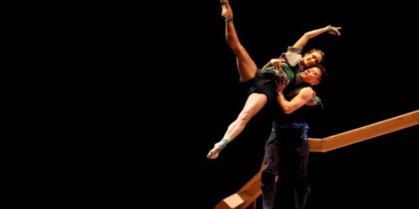 Danza contemporánea - Foto: Bucaramanga