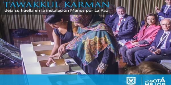Manos por la Paz - Foto: Alta Consejería para los Derechos de las Víctimas, la Paz y la Reconciliación