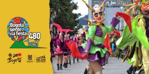 Bogotá Siente la Fiesta - Foto: Instituto Distrital de las Artes (Idartes)