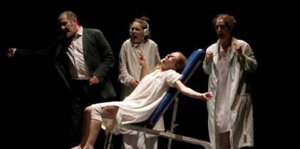 Cuando estallan las paredes - Foto: Teatro Jorge Eliécer Gaitán