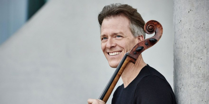 Concierto de Alban Gerhardt - Foto: Orquesta Filarmónica de Bogotá