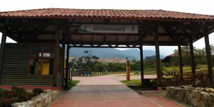 Parque Entre Nubes - Foto: Zona Bogotá D.C