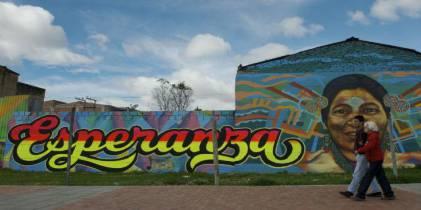 Beca de arte urbano tiene abiertas inscripciones hasta el 22 de septiembre - Foto: Secretaría de Cultura