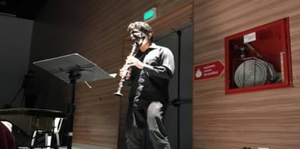 Música contemporánea - Foto: Fundación Gilberto Alzate Avendaño (FUGA)