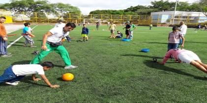 Escuela de Formación Deportiva - Foto: La Nación