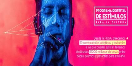 Programa de Estímulos FUGA - Foto: Fundación Gilberto Alzate Avendaño (FUGA)