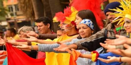 Cultura y paz - Foto: Secretaría de Cultura, Recreación y Deporte