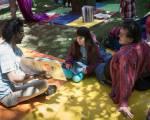 Pícnic literario - Foto: Revista Arcadia