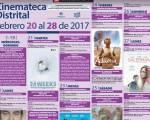 El 20 de febrero se abren las puertas de la Cinemateca