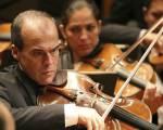 Concierto gratis para viola con Aníbal Dos Santos - Foto: OFB