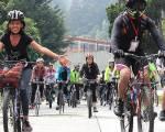 'Reto Foto historias dale pedal, la magia de la bicicleta en Bogotá' Foto: Bogotá Abierta