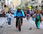 Ciclovía en Bogotá - Foto: Instituto Distrital de Turismo