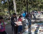 Feria del Libro Callejera en la Plazoleta del Rosario