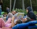 Lectura bajo los árboles 23 y 24 de septiembre de 2017 - Foto: Idartes-Carlos Lema