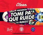Tome Pa' Que Ruede - Foto: Clean