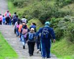 Caminata Río San Francisco - Foto: Instituto Distrital de Recreación y Deporte (IDRD)