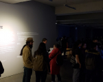 Exposición Videoerrante en el MAMU - Foto: Idartes