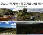 Caminata ecológica por Sumapaz - Foto: ACOICE