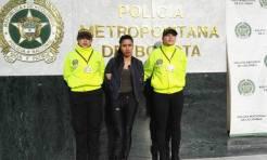 Captura alias La Nanita - Foto: Prensa Mebog