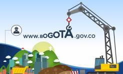Bogota.gov.co en construcción