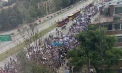 Marchas estudiantes - FOTO: Consejería de Comunicaciones/ Milena Jimenez.