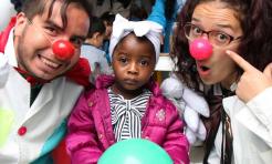 Alcaldía lanza campaña 'Ojo con los niños' para reforzar su cuidado y protección