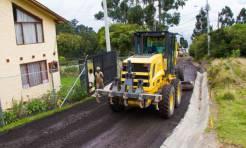 Alcaldía de Bogotá interviene vías rurales de la ciudad - Foto: Prensa UMV