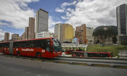 TransMilenio. Foto: Alcaldía Mayor