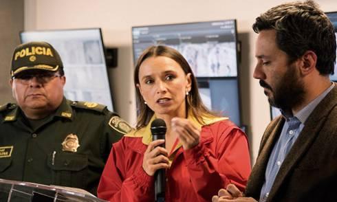 Actos Vandálicos. Foto: TransMilenio