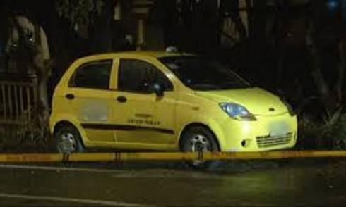 Secuestrado en Taxi - FOTO: Cortesía Teleantioquia