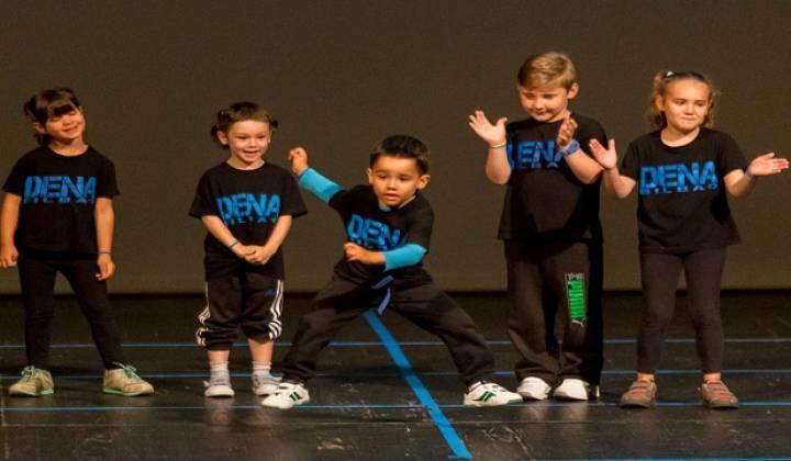 Niños Hip Hop - Foto: Dena Bilbao