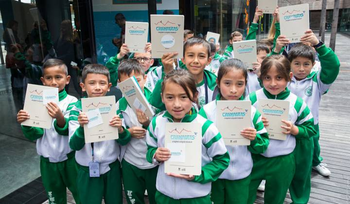 Civinautas- Foto: Secretaría de cultura, recreación y deporte