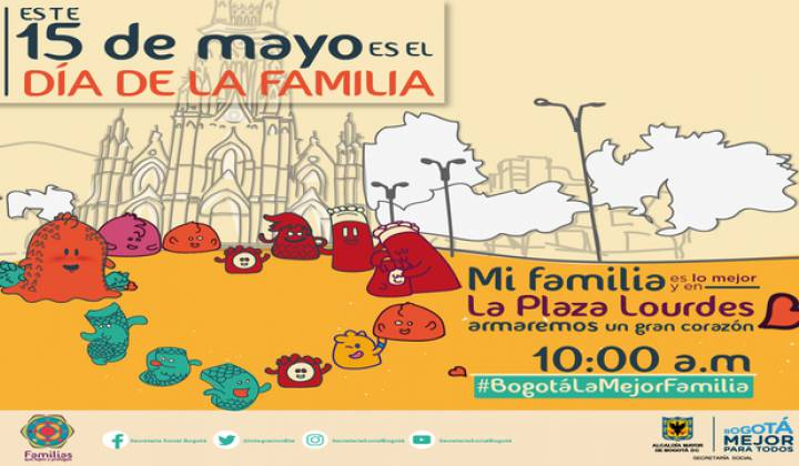 Día de la Familia - Foto: Secretaría de Integración Social