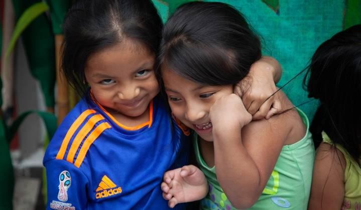 Día Internacional de la Niña - Foto: Secretaría Distrital de Integración Social