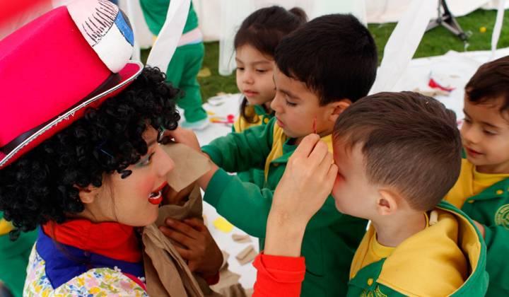 Bebes al Parque - Foto: Instituto Distrital de las Artes (Idartes)