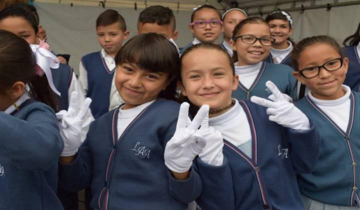 Jornada única y extendida muestra resultados - Foto: Secretaría de Educación
