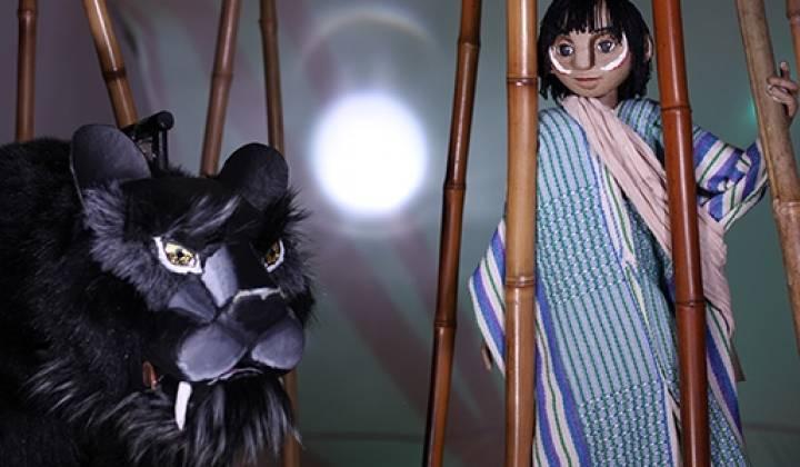 Jaguar de Luna - Foto: Instituto Distrital de las Artes (Idartes)