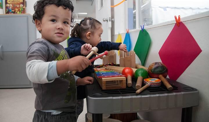 Jardines infantiles cofinanciados - Foto: Secretaría de integración