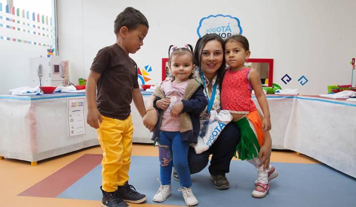Jardín infantil - Foto: Secretaría de Integración Social